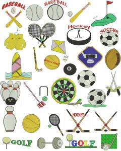 Sport and other fun activities